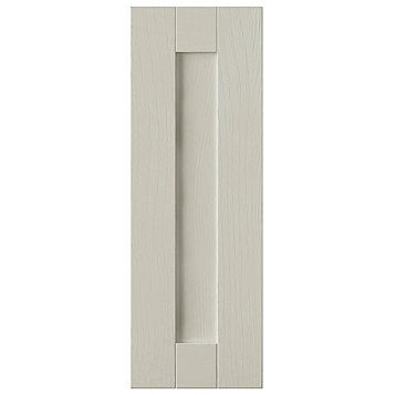 IT Kitchens Brookfield Textured Mussel Style Shaker Standard Door (W)300mm