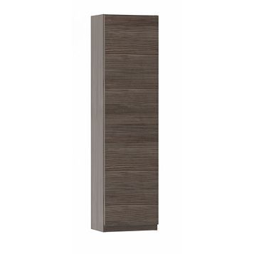 Cooke & Lewis Paolo Bodega Grey Wall Hung Tall Unit