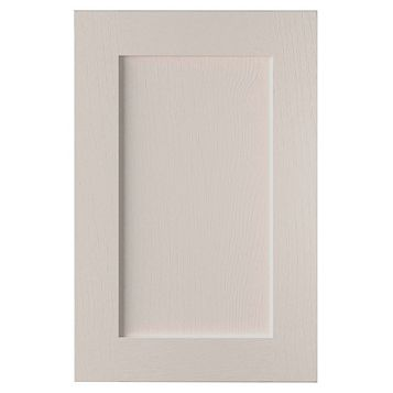 Cooke & Lewis Carisbrooke Cashmere Integrated Appliance Door (W)600mm