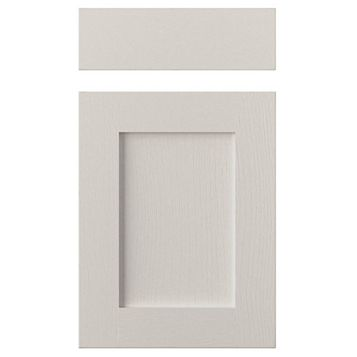 Cooke & Lewis Carisbrooke Cashmere Drawerline Door & Drawer Front (W)450mm, Set of 1 Door & 1 Drawer Pack