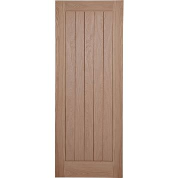 Cottage Panelled Pre-Finished Internal Door, (H)1981mm (W)762mm