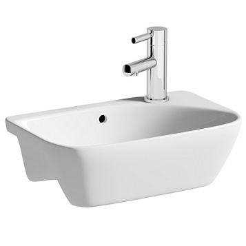 Cooke & Lewis Lanzo Slimline Semi-Recessed Basin