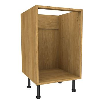 Cooke & Lewis Oak Effect Multi-Drawer Base Cabinet (W)500mm