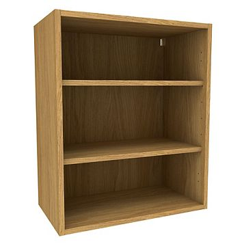 Cooke & Lewis Oak Effect Deep Wall Cabinet (W)600mm
