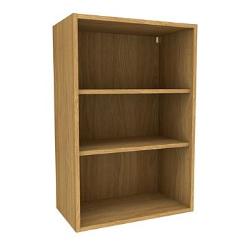 Cooke & Lewis Oak Effect Standard Tall Wall Cabinet (W)600mm
