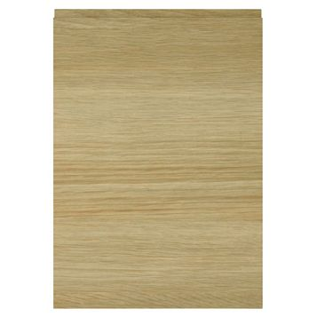IT Kitchens Marletti Horizontal Oak Effect Contemporary End Support Panel