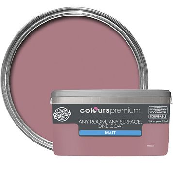 Colours Premium Massai Matt Emulsion Paint 2.5L