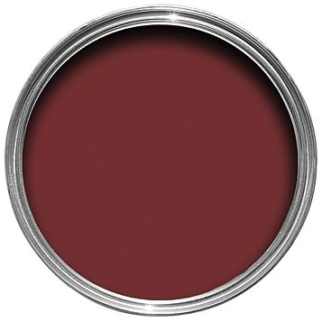 Colours Premium Any Room One Coat Cool Cherry Silk Emulsion Paint 2.5L