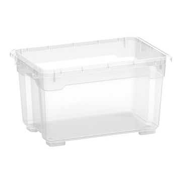 Form Flexi-Store Clear Xxs 4.5L Plastic Storage Box