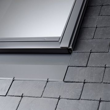 Velux Single Slate Flashing, EDL CK06 - 1180 x 550mm