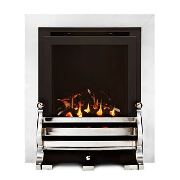 Fairfield Glass Fronted Inset High Efficiency Multiflue Gas Fire