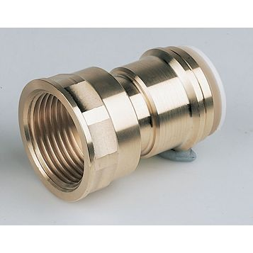 JG Speedfit Cylinder Connector (Dia)22 mm