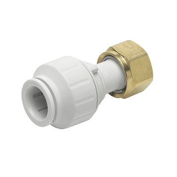 JG Speedfit Push Fit Tap Connector (Dia)15 mm
