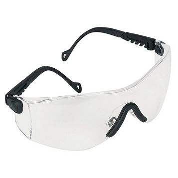 Pulsafe Clear Safety Glasses