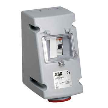 Abb Sockets, Connectors & Plugs 32 A 3P+N+E 415 V