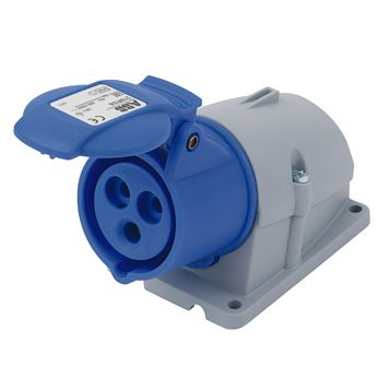 Abb Surface Socket 16 A 2P+E 250 V