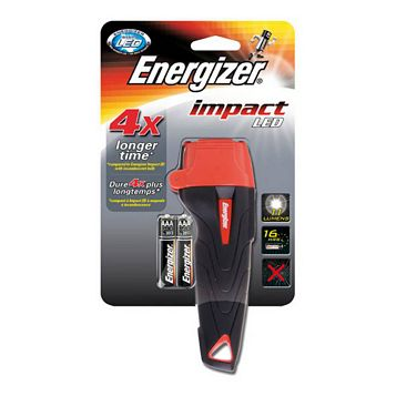 Energizer Impact 45lm Plastic LED Torch