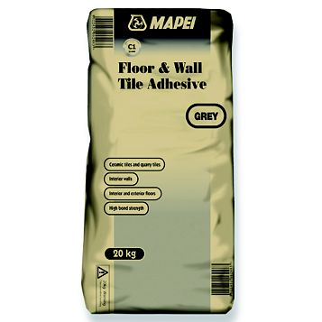 Mapei Standard Powder Floor & Wall Tile Adhesive 20kg