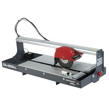 Rubi 750W 200mm Electric Tile Cutter, DU200L