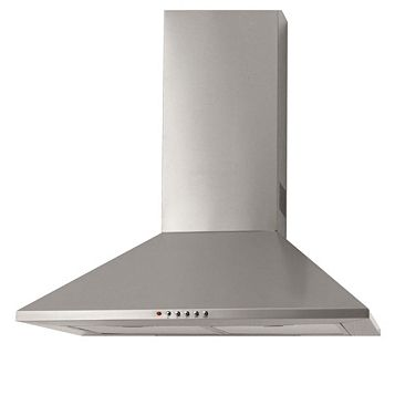 Cata CHK60SS Chimney Cooker Hood, Stainless Steel