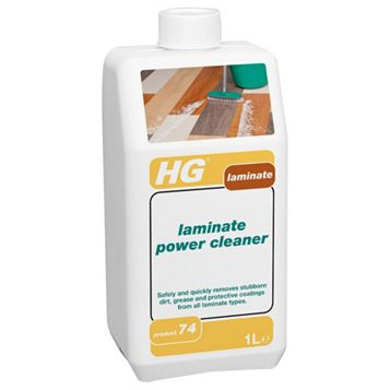 HG Laminate Power Floor Cleaner