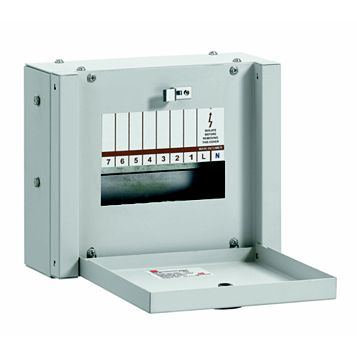 Havells 7-Way Type A Consumer Unit
