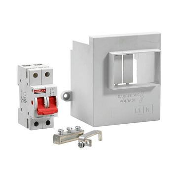 Havells 125A Type B Incomer Kit