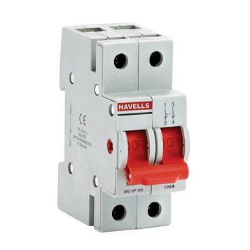 Havells 100A Switch Disconnector Incomer