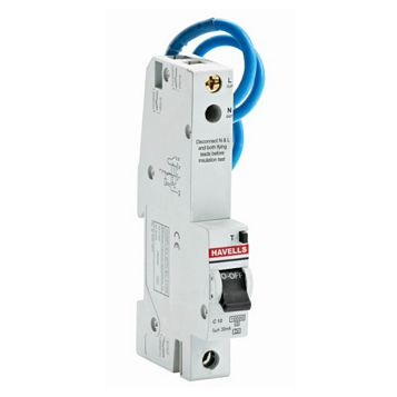 Havells 10A SP RCBO