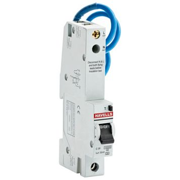 Havells 20A SP RCBO