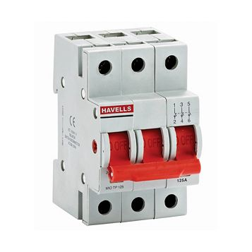 Havells 125A Switch Disconnector Incomer