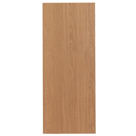 IT Kitchens Solid Oak Replacement Wall Wall End Panel, 290 x 720mm