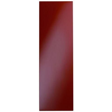 Cooke & Lewis Raffello High Gloss Red Larder Door (W)300mm, Set of 2