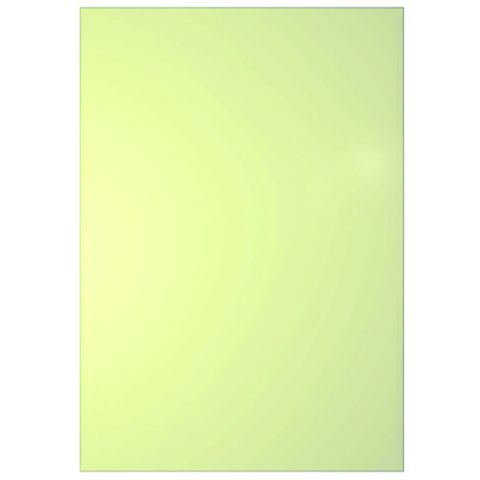IT Kitchens Cream Gloss Full Height Base Base End Support Panel, 570 x 870mm