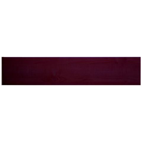 Cooke & Lewis Raffello High Gloss Aubergine Standard Door (W)150mm