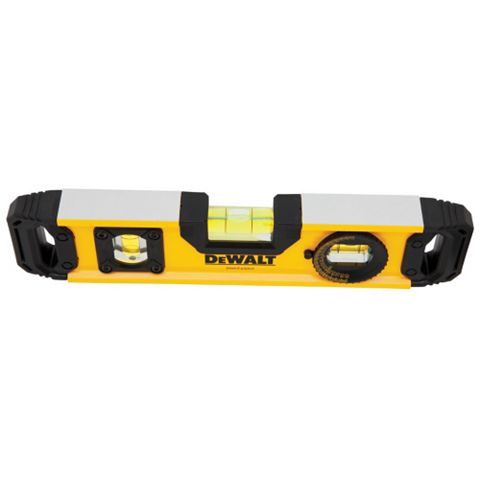 DeWalt Box Beam Level (L)230mm