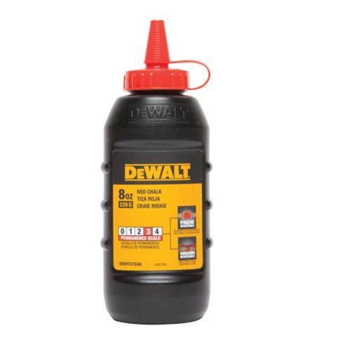 DeWalt Red Chalk (L)180mm 304G