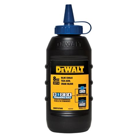 DeWalt Blue Chalk (L)180mm 308G