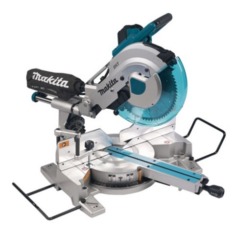Makita 305mm Double Bevel Sliding Compound Mitre Saw LS1216/1