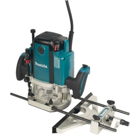 Makita 2100W Plunge Router RP2301FCXK/1