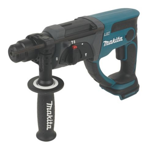 Makita LXT Cordless 18V Li-Ion SDS Plus Drill without Batteries DHR202Z-BARE