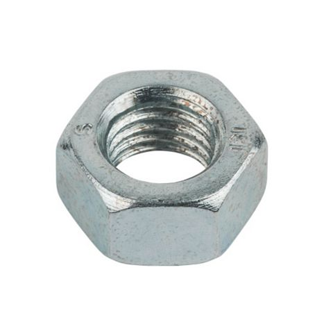Easyfix M20 Steel Hex Nut, Pack of 50