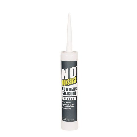 No Nonsense Multi-Purpose White Sealant 310 ml