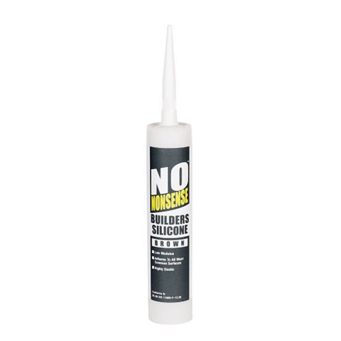 No Nonsense Multi-Purpose Brown Sealant 310 ml