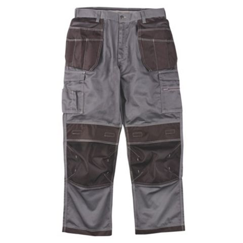 Site 65% Polyester, 35% Cotton Holster Trousers W32