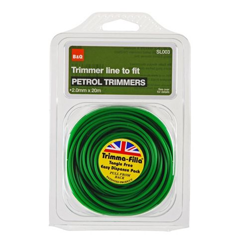 Trimmer Line to Fit Petrol Trimmers (T)2mm