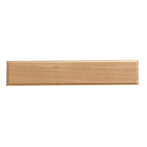 Cooke & Lewis Chesterton Solid Oak Classic Oven Filler Panel (W)600mm