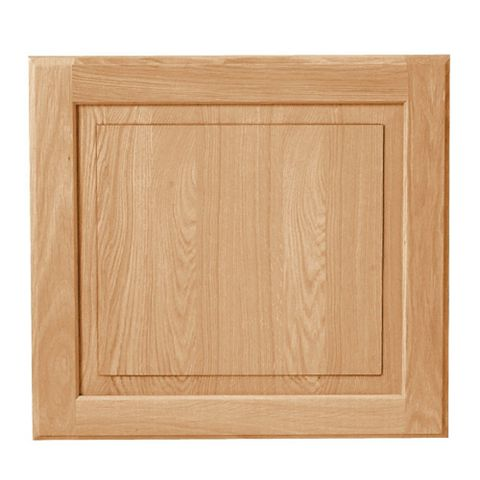 Cooke & Lewis Chesterton Solid Oak Classic Oven Housing Door (W)600mm