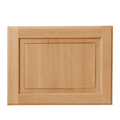 Cooke & Lewis Chesterton Solid Oak Classic Belfast Sink Door (W)600mm
