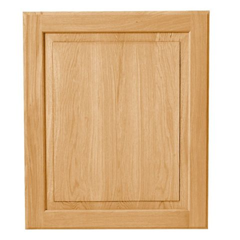 Cooke & Lewis Chesterton Solid Oak Classic Standard Door (W)600mm